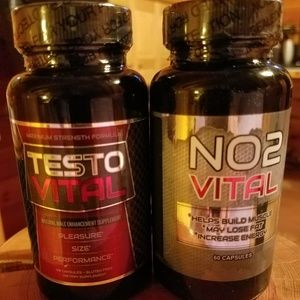 Other - *NEW & SEALED*MALE WORKOUT  SUPPLEMENTS